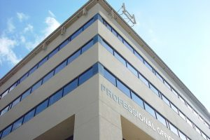 新百合ヶ丘総合病院へ入院