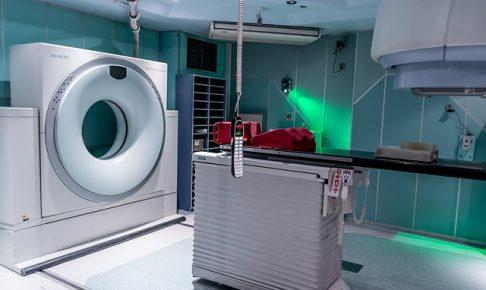 子宮筋腫の手術前のMRI検査